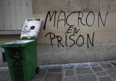 Macron ma spotkać się ze związkowcami i pracodawcami