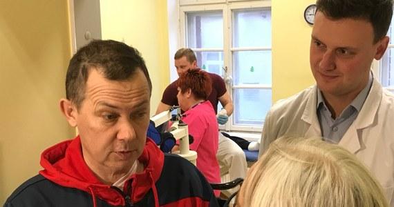 W klinice Budzik dla dorosłych w Olsztynie wybudził się dziesiąty pacjent. To 46-letni pan Artur z Lublina, który trzy miesiące temu zapadł w śpiączkę po wypadku na rowerze.