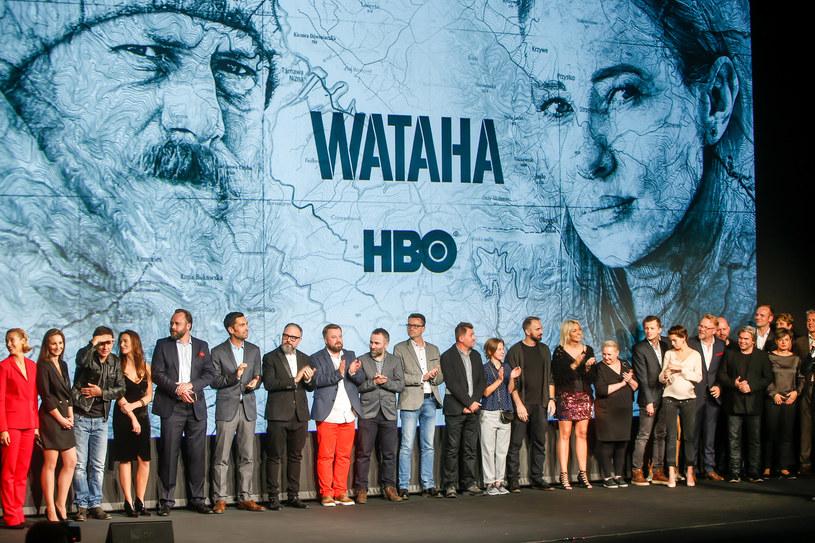 """Będzie trzeci sezon serialu """"Wataha"""". Na razie nie wiadomo, kiedy HBO rozpocznie zdjęcia do produkcji."""