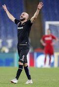 Lazio - Sampdoria 2-2. Riccardo Saponara świętował gola z gołym tyłkiem