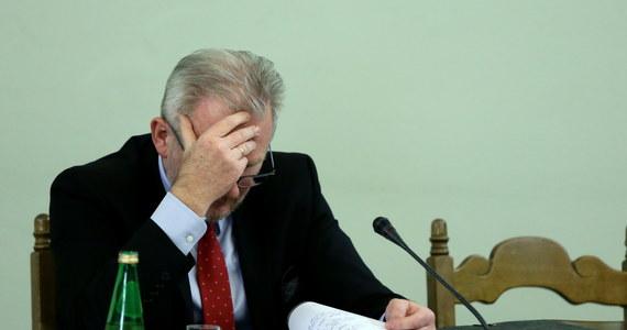Jest zażalenie na zatrzymanie byłego wiceszefa Komisji Nadzoru Finansowego Wojciecha Kwaśniaka. Został on zatrzymany w czwartek rano razem m.in. z byłym przewodniczącym KNF Andrzejem Jakubiakiem w śledztwie dotyczącym nieprawidłowości nadzoru komisji nad SKOK-iem Wołomin.