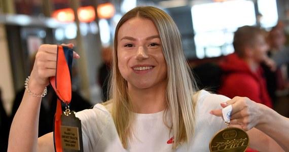 W weekend Natalia Maliszewska ponownie znalazła się na podium zawodów Pucharu Świata w short-tracku. Tym razem w Ałmatach w Kazachstanie zajęła 3. miejsce na 500 metrów i nadal jest liderką klasyfikacji generalnej na tym dystansie. Nadal jednak nie traktuje zdobycia Pucharu Świata jako swojego nadrzędnego celu na ten sezon.