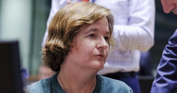 """Dwanaście krajów UE zadawało pytania w kwestii praworządności w Polsce podczas zakończonego wysłuchania w Radzie UE. """"Rozwój sytuacji w polskim sądownictwie i rezultaty dotychczasowego dialogu ramach Rady UE niepokoją i będą niepokoić wielu naszych obywateli"""" - powiedziała za zamkniętymi drzwiami w imieniu Francji i Niemiec francuska minister ds. europejskich Nathalie Loiseau."""