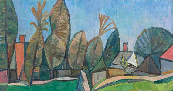 7 mln 11 tys. zł - taką kwotę uzyskano za pięć op-artowskich prac Wojciecha Fangora podczas wtorkowej aukcji dzieł sztuki Domu Aukcyjnego Polswiss Art.