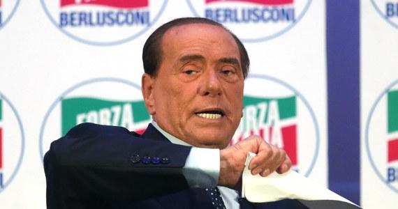 Były premier Włoch Silvio Berlusconi chce wystartować w przyszłorocznych wyborach do Parlamentu Europejskiego. Agencje zwracają przy okazji uwagę, że polityk ma 82 lata i wciąż jest aktywny we włoskiej polityce. Jest szefem ugrupowania Forza Italia.