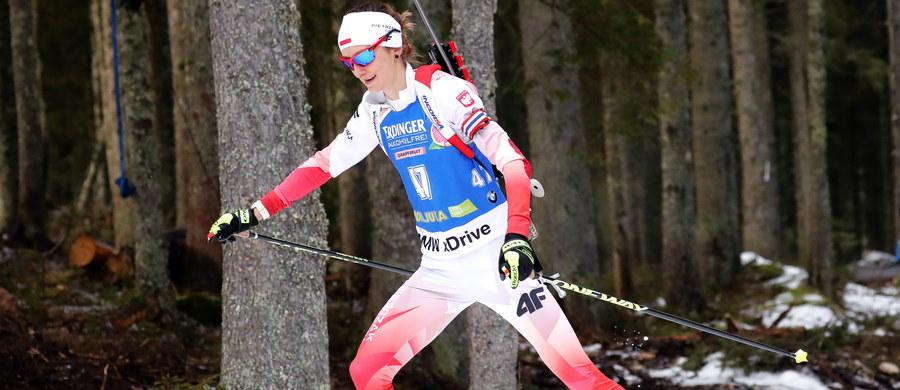Monika Hojnisz zajęła piąte miejsce w biathlonowym sprincie (7,5 km) Pucharu Świata w Hochfilzen. Wygrała Włoszka Dorothea Wierer, która od Finki Kaisy Makarainen była szybsza o zaledwie 0,6 s. Polka do triumfatorki straciła 28,2 sekundy.