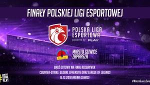Już w piątek i sobotę Finały Polskiej Ligi Esportowej! Co zobaczymy w Arenie Gliwice?