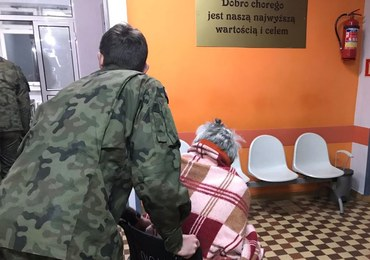 Kilka godzin ewakuacji w Morągu. Powodem znalezione pociski