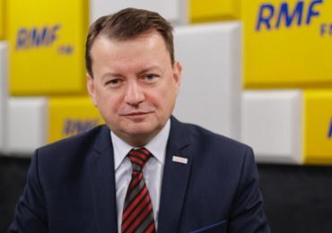 Mariusz Błaszczak: Nowe twarze w rządzie? My tylko jesteśmy konsekwentni