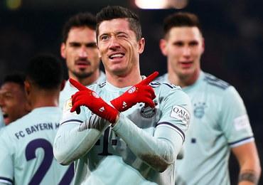 Liga niemiecka. Bayern zmiażdżył Hannover, fantastyczny Robert Lewandowski