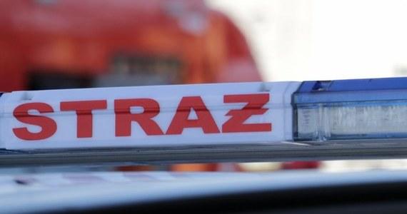 58-letni mężczyzna i 70-letnia kobieta zginęli w pożarze kamienicy w Łodzi – poinformował rzecznik strażaków w Łódzkiem st. kpt. Jędrzej Pawlak.