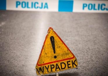 Wypadek z udziałem radiowozu w Szczecinie. Pięć osób w szpitalu
