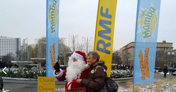 Olsztyn - to kolejne miasto na trasie naszego świątecznego konwoju. Świąteczne choinki rozdawaliśmy z grupą Enej. Były konkursy i niespodzianki!