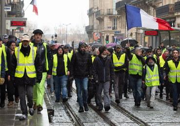 """Policjanci chcą rekompensaty za mobilizację w czasie protestów """"żółtych kamizelek"""""""