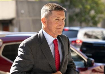 Dwie osoby z otoczenia gen. Flynna oskarżone o lobbing na rzecz Turcji