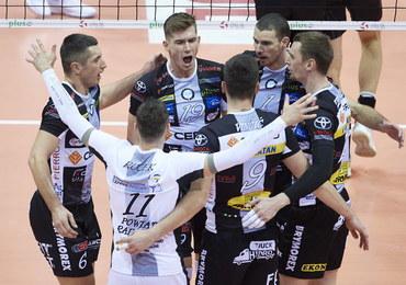 Polskie zespoły walczą o kolejne punkty w siatkarskiej Lidze Mistrzów