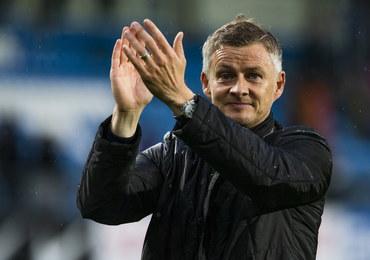 Ole Gunnar Solskjaer nowym trenerem Manchesteru United