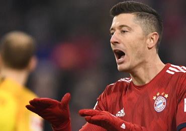 Bundesliga: Wymęczona wygrana Bayernu, Lewandowski bez gola