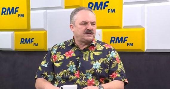 """""""Na prawicy mamy do czynienia ze stajnią pełną ogierów (…). Tak naprawdę powiem, że ciężko jest, to są sami liderzy. Samce alfa. Ciężko jest mówić o tym, że da się ich przy jednym stole posadzić i uznać, że jeden jest najważniejszy, a inni mniej ważni"""" - tak o tym, co przeszkadza w zjednoczeniu ugrupowań prawicowych powiedział w Porannej rozmowie w RMF FM Marek Jakubiak."""