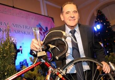 Legenda kolarstwa Ryszard Szurkowski spędzi święta w domu
