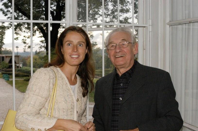 Karolina Wajda domagała się w sądzie unieważnienia testamentu, który przed śmiercią spisał jej ojciec Andrzej Wajda. Sąd właśnie wydał wyrok w tej sprawie.