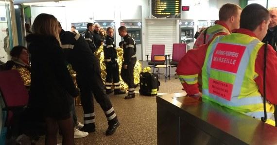 W kolejce podziemnej w Marsylii we Francji doszło do wypadku. Według wstępnych informacji, wykoleił się wagon metra linii M1. Co najmniej 14 osób zostało poszkodowanych.