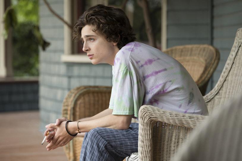 """Filmowcy ustawiają się do niego w kolejce, aktorzy, z którymi grał, nie przestają go wychwalać, a fani zakładają mu setne konto na Instagramie. Ma na koncie dziesiątki nagród i nominację do Oscara jako jeden z najmłodszych w historii kina. Za chwilę zobaczymy go w filmie """"Mój piękny syn"""", który ma sprawić, że będzie również jednym z najmłodszych nagrodzonych. A 27 grudnia Timothée Chalamet skończy dopiero 23 lata."""