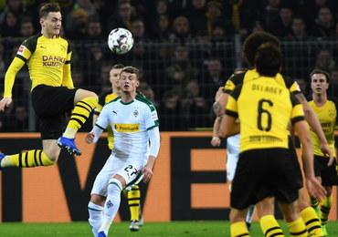 Ważne zwycięstwo Borussii Dortmund nad wiceliderem