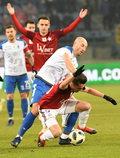 Wisła Kraków - Lech 0-1. Dawid Kort: Przez całą rundę byliśmy zwycięzcami