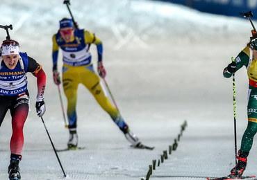 PŚ w biathlonie: Wygrana Norweżki, Polki w drugiej dziesiątce