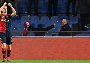 Serie A: Krzysztof Piątek z kolejnym trafieniem. Prowadzi w wyścigu z Ronaldo