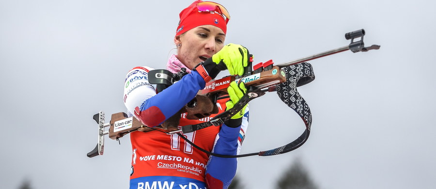 Monika Hojnisz zajęła 12. miejsce, a Kinga Zbylut była 19. w biegu ze startu wspólnego na 12,5 km biathlonowego Pucharu Świata w Novym Mescie na Morawach. Wygrała słowaczka Anastasiya Kuzmina.