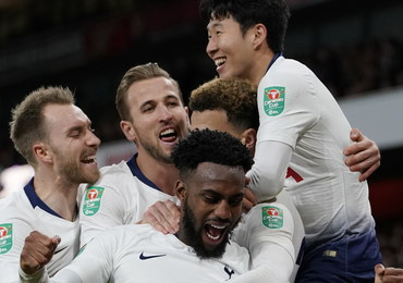Premier League: Efektowne zwycięstwo Tottenhamu
