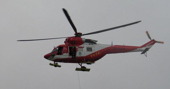 Kolejna akcja ratownicza w górach, tym razem w Tatrach. Ratownicy Tatrzańskiego Ochotniczego Pogotowia Ratunkowego poszukują 23-letniego turysty.