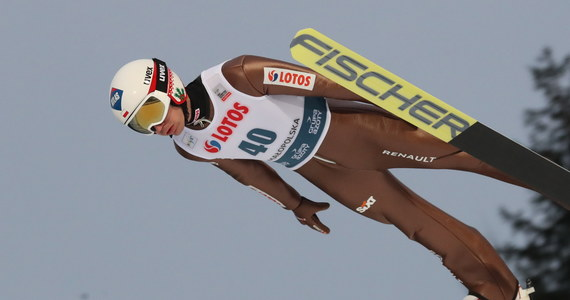 Kamil Stoch zdobył w Zakopanem tytuł mistrza Polski w skokach narciarskich. Drugi był Dawid Kubacki, a trzeci Stefan Hula.