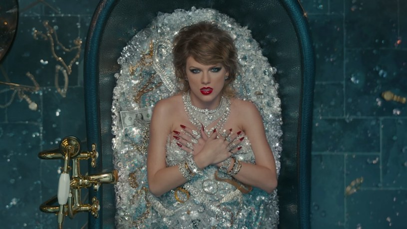 """Teledysk do piosenki Taylor Swift """"Look What You Made Me Do"""" przekroczył barierę miliarda odsłoń w serwisie Youtube."""