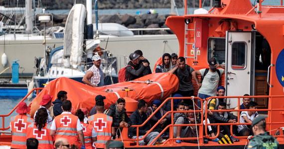 """Co najmniej 769 migrantów straciło w tym roku życie, usiłując dotrzeć do wybrzeży Hiszpanii. """"To największa liczba ofiar od 2006 roku"""" - ogłosiła Hiszpańska Komisja Pomocy Uchodźcom (CEAR)."""