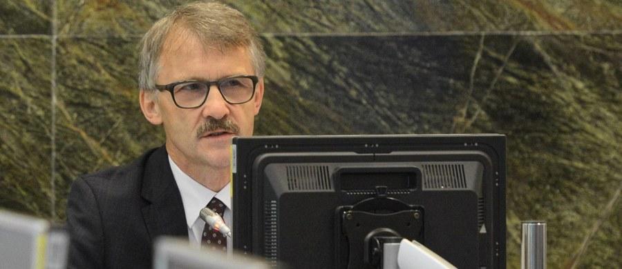 Krajowa Rada Sądownictwa nie prowadziła i nie prowadzi działań zmierzających do odzyskania praw członka Europejskiej Sieci Rad Sądownictwa (ENCJ) - powiedział przewodniczący KRS sędzia Leszek Mazur.