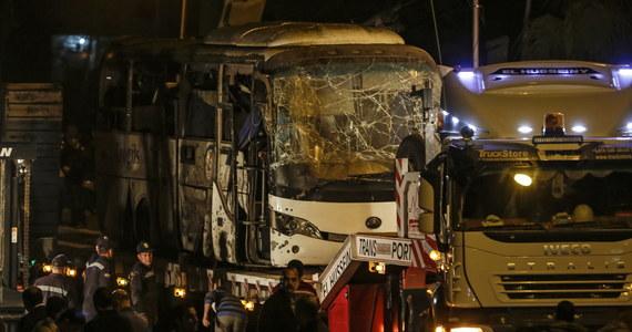 Egipskie siły bezpieczeństwa zabiły 40 terrorystów powiązanych z wczorajszym zamachem bombowym na autobus turystyczny w Gizie - poinformowało w komunikacie Ministerstwo Spraw Wewnętrznych.