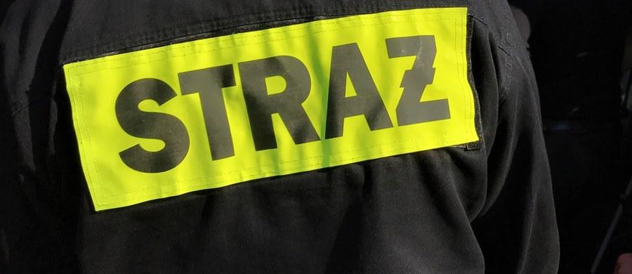 Wybuch butli z gazem w kamienicy przy ul. Krakowskiej w Nowym Sączu. Informację o tym zdarzeniu dostaliśmy na Gorącą Linię RMF FM.