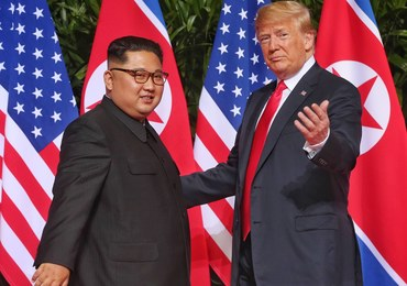 Kim Dzong Un napisał pojednawczy list do Donalda Trumpa?