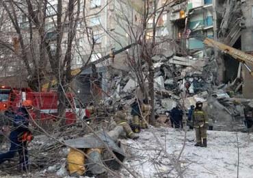Wybuch gazu w bloku w Rosji. Rośnie bilans ofiar, wciąż kilkadziesiąt osób poszukiwanych