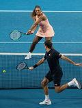 Puchar Hopmana. Federer lepszy od Sereny Williams w meczu miksta