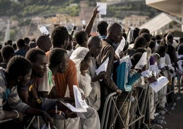 W zeszłym roku do Włoch przypłynęło 23 tysiące imigrantów