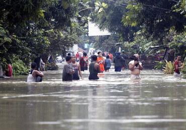 Filipiny: 122 osoby zginęły po burzy Usman
