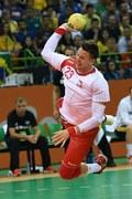 Polska - Białoruś 28-30 w turnieju piłkarzy ręcznych