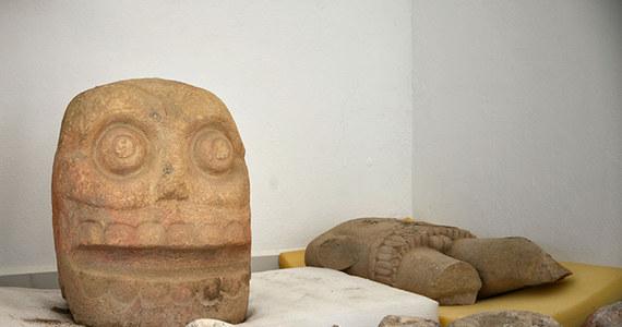 """Świątynię odnalazł zespół archeologów z meksykańskiego Instytutu Antropologii i Historii w trakcie prowadzenia wykopalisk w stanie Puelba w Meksyku, na terenach zamieszkiwanych niegdyś przez Indian Popoloca. Naukowcy twierdzą, że znalezisko może być pierwszą odnalezioną świątynią wystawioną na cześć indiańskiego bóstwa Xipe Toteca, czyli """"Obdartego boga"""". Na jego cześć składano ofiary z ludzi."""