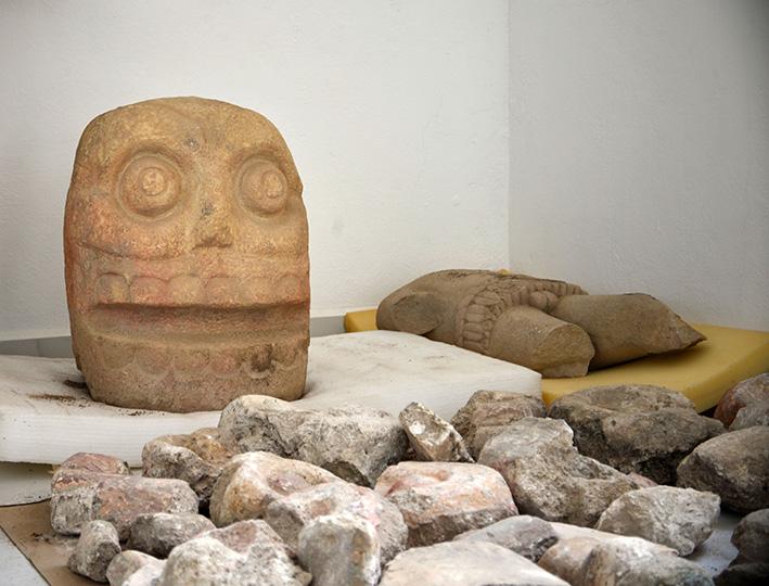 /Foto. Instituto Nacional de Antropologia a Historia /