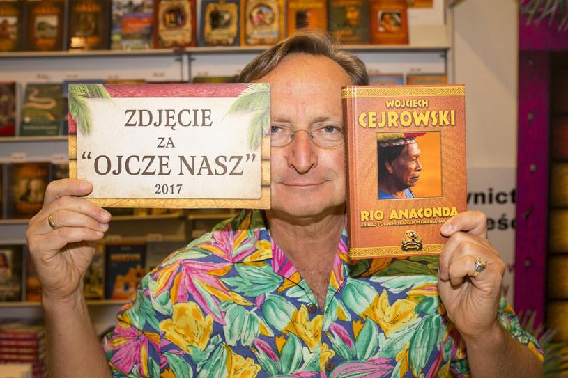 """Wojciech Cejrowski - mimo obietnic ze strony TVP - nie wrócił do programu """"Minęła 20"""" w TVP Info. """"Obiecali"""" - napisał na swoim profilu na Facebooku dziennikarz i podróżnik."""