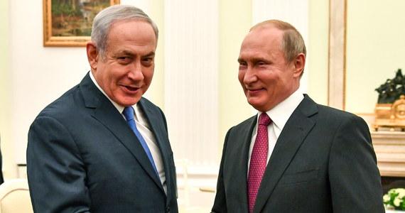 Premier Izraela Benjamin Netanjahu i prezydent Rosji Władimir Putin porozumieli się w piątek co do dalszego współdziałania w Syrii po tym, jak prezydent USA postanowił wycofać amerykańskie wojska z tego kraju.